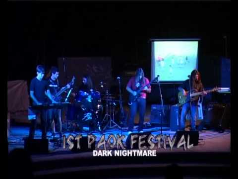 Dark Nightmare-Hawks of war/Harmony of the universe(live)