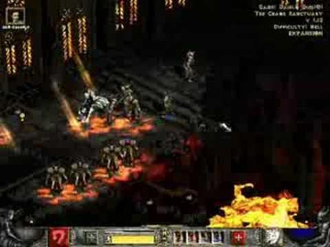 Diablo 2 Ghost Glitch