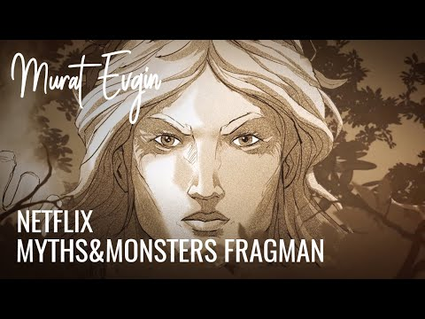 Myths & Monsters Fragmanı | Netflix