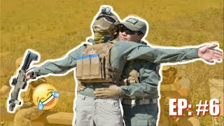 AIRSOFT FUNNY MOMENTS FAILS EP 6
