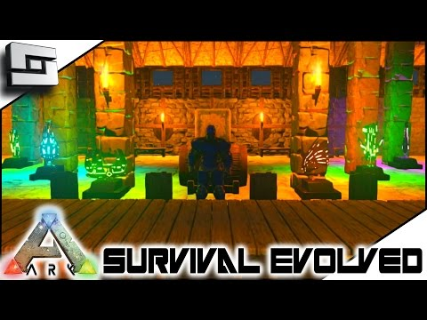 ARK: Survival Evolved - TROPHY ROOM! S3E75 ( Gameplay )