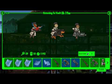 Fallout Shelter 1.9 Almost Human Synth In A Pinch
