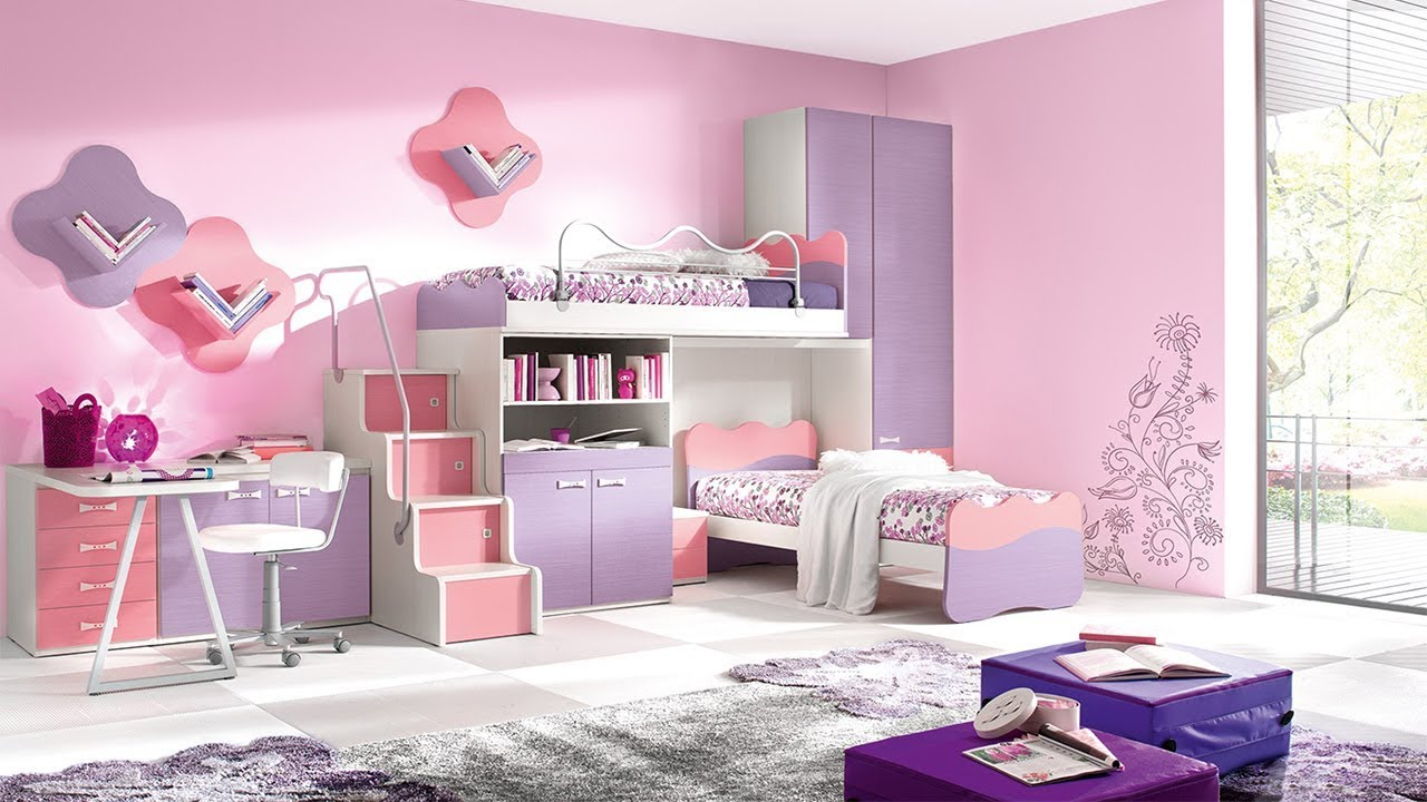 girls bunk beds youtube rh youtube com
