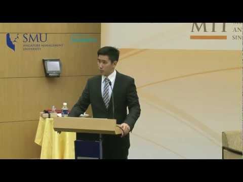 MTI Economic Dialogue 2012 Part 1 of 3