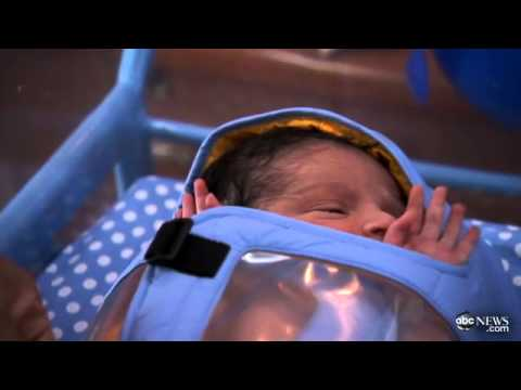 Embrace Infant Warmer Could Save Lives