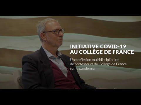 Initiative Covid-19 au Collège de France - Prof Chris BOWLER