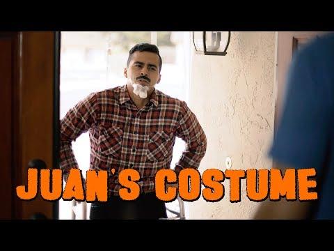 Juan's Halloween Costume   David Lopez