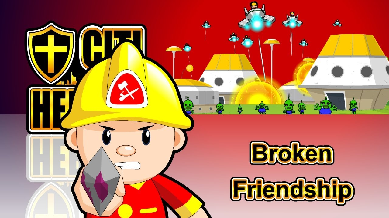 "Citi Heroes EP113 ""Broken Friendship"""
