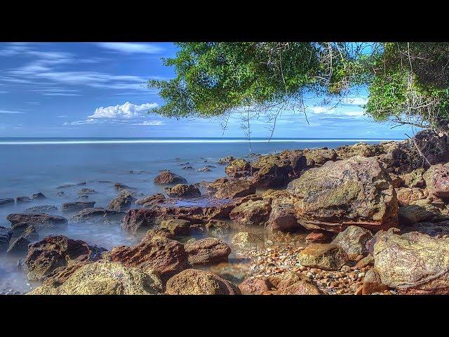 Visit Bolmut: Pantai Tanjung Buaya