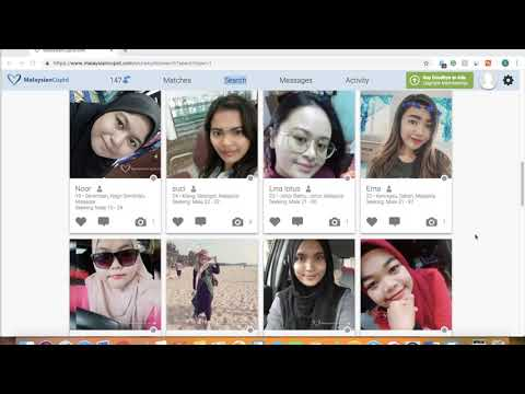 Malaysian Cupid Review: Best Malaysian Dating Site for Foreigners? from YouTube · Duration:  5 minutes 28 seconds