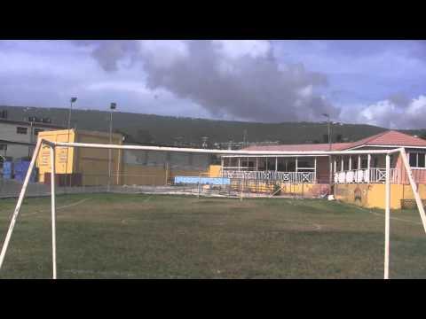 Rural Soccer Field