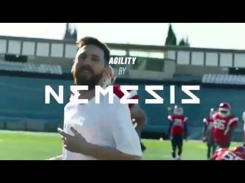 Lionel Messi New Adidas Ad Nemeziz Heretocreate Youtube