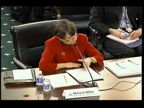 Hearing: Securities and Exchange Commission FY 2015 Budget (EventID=102004)