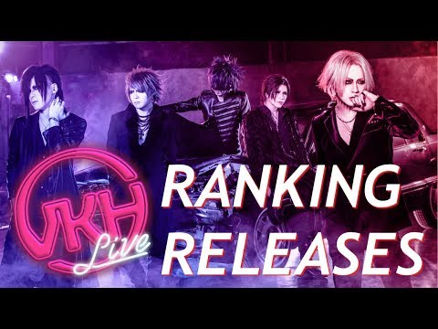 [Rescheduled for Friday] VKH Live - Ranking Releases: the GazettE Edition (Albums)