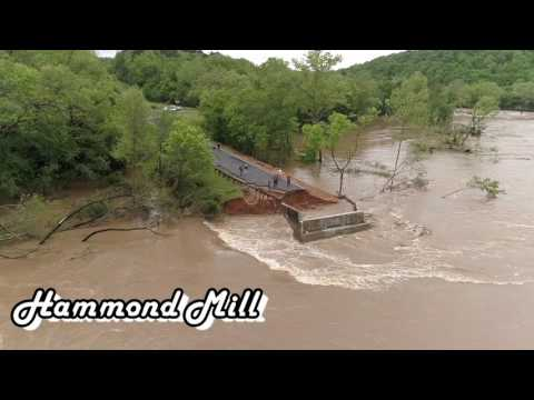 Flooding in Southern Missouri 2017
