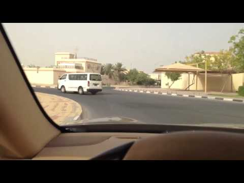Mr. Q drives down Al Khor (oh and 998!)