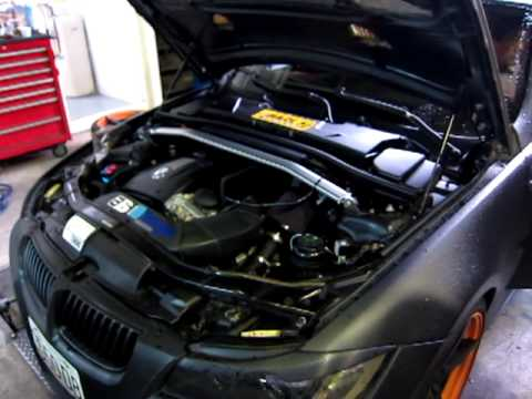 NHBM 2nd Pull BMW E90 335i 464hp Upgraded Turbo MIT