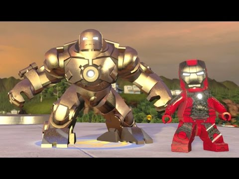 LEGO Marvel's Avengers - Malibu Hub 100% Guide (All Collectibles)
