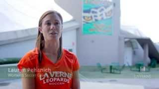 La Verne Leopards | Lauryn Pehanich