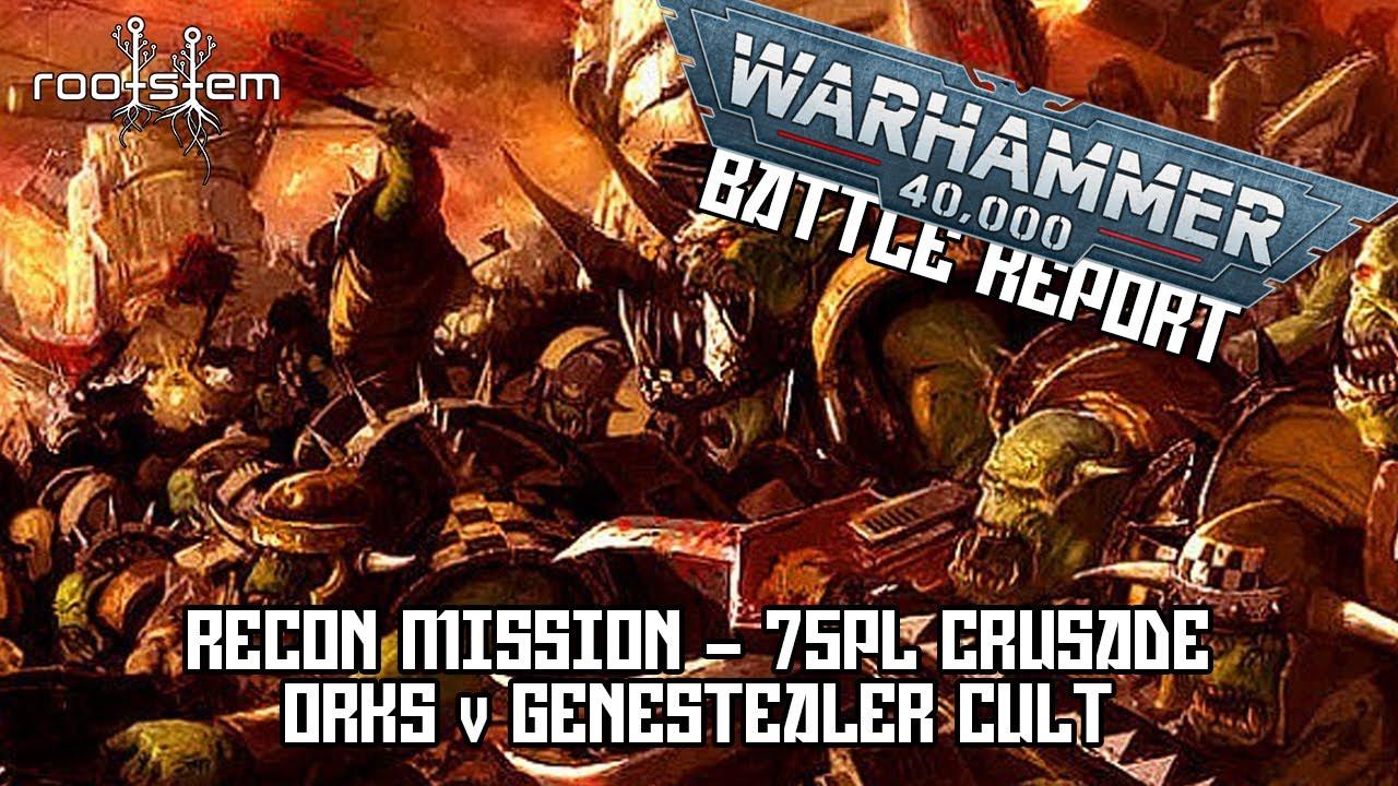 New Battle Report