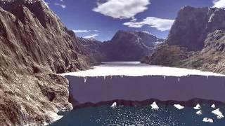 Sebastian Davidson - Gletsjer
