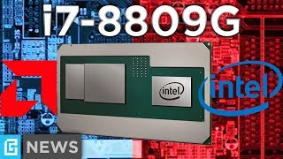 Intel & AMD's Gaming Chip Spotted + Nvidia's New TOS!
