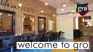 Gro Hairstylists London: Look around our Clapham, South London Salon