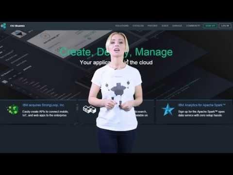IBM Global Entrepreneur Program for Cloud Startups