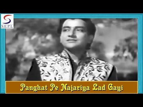 Panghat Pe Najariya Lad Gayi - Lata Mangeshkar - SOHNI MAHIWAL - Bharat Bhushan, Nimmi