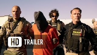 Sabotage (2014) - Official Trailer [HD]