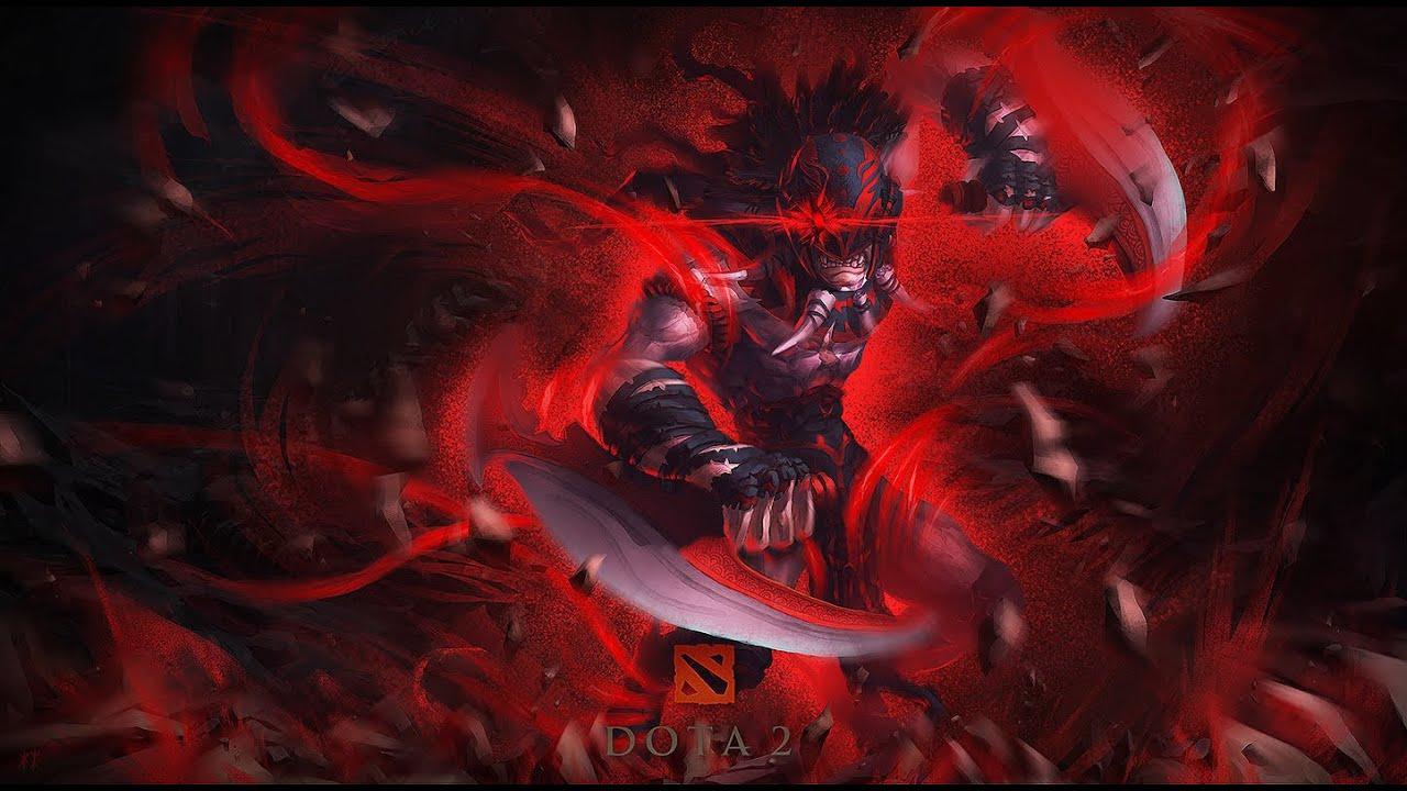dota 2 bloodseeker movie by ace youtube