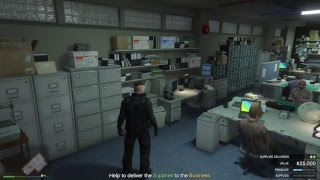 GRAND THEFT AUTO V - CEO CARGO WAREHOUSE, MC BUSINESS'S,  HANGERS,  BUNKERS MISSIONS!!!!!!!!!