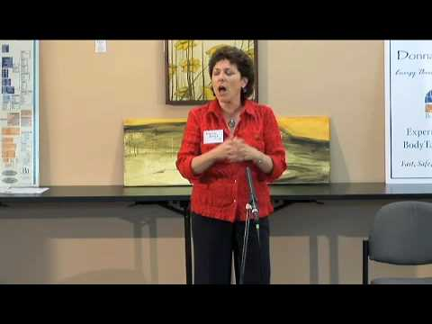 Whole Life Coaching with Energy Therapy Talk by Donna Burick - Part 1 of 3