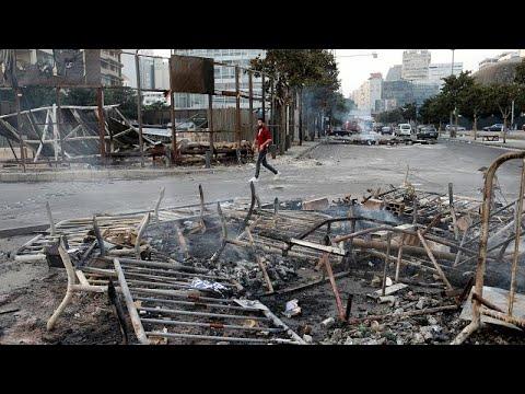 بعد حرائق الغابات.. ضريبة واتساب تشعل لبنان ضد سياسة قتل الفقراء بدل الفقر…  - نشر قبل 21 ساعة