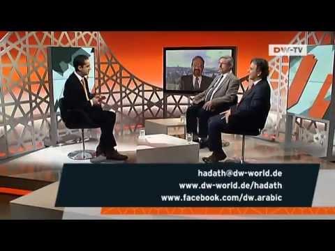 Memet Kilic bei Deutsche Welle TV Arabia - 28.12.2011