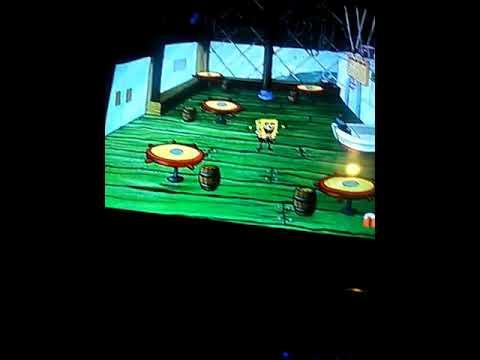 Spongebob  having  sex with the Krusty Krab