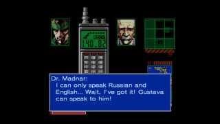 Metal Gear 2 -läpipeluu, Osa 5: Pulujahdissa