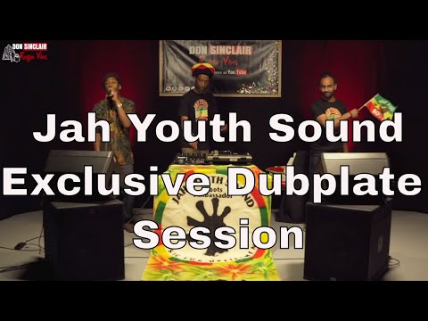 Jah Youth -  Exclusive Dubplate Session Live & Direct at YouTube 2018 ❤️💛💚 Mp3