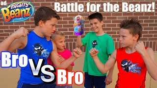 Bro Vs Bro Impossible Battle for Mighty Beanz Ninja Kidz TV