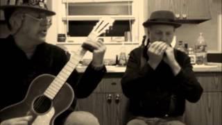 Blues Harp & Bottleneck Guitar - Jack o