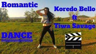 Korede Bello ft Tiwa Savage - Romantic by Martina Banini // AFROBEAT