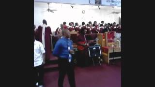 SECOND SHILOH GOSPEL MASS CHOIR  Lets Have A Good Time  concert 2011