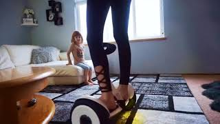 Video NEW 2018 Segway miniLITE Hoverboard Home Test download MP3, 3GP, MP4, WEBM, AVI, FLV Agustus 2018