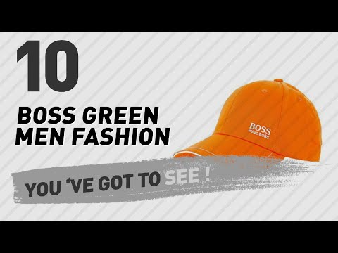 Boss Green Men Fashion Best Sellers // UK New & Popular 2017