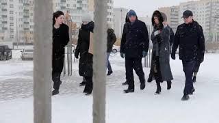 Игорь Артамонов о спорткомплексе в Липецке