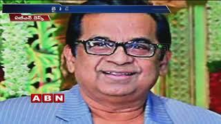 Actor Brahmanandam undergoes heart surgery, condition stable   ABN Telugu