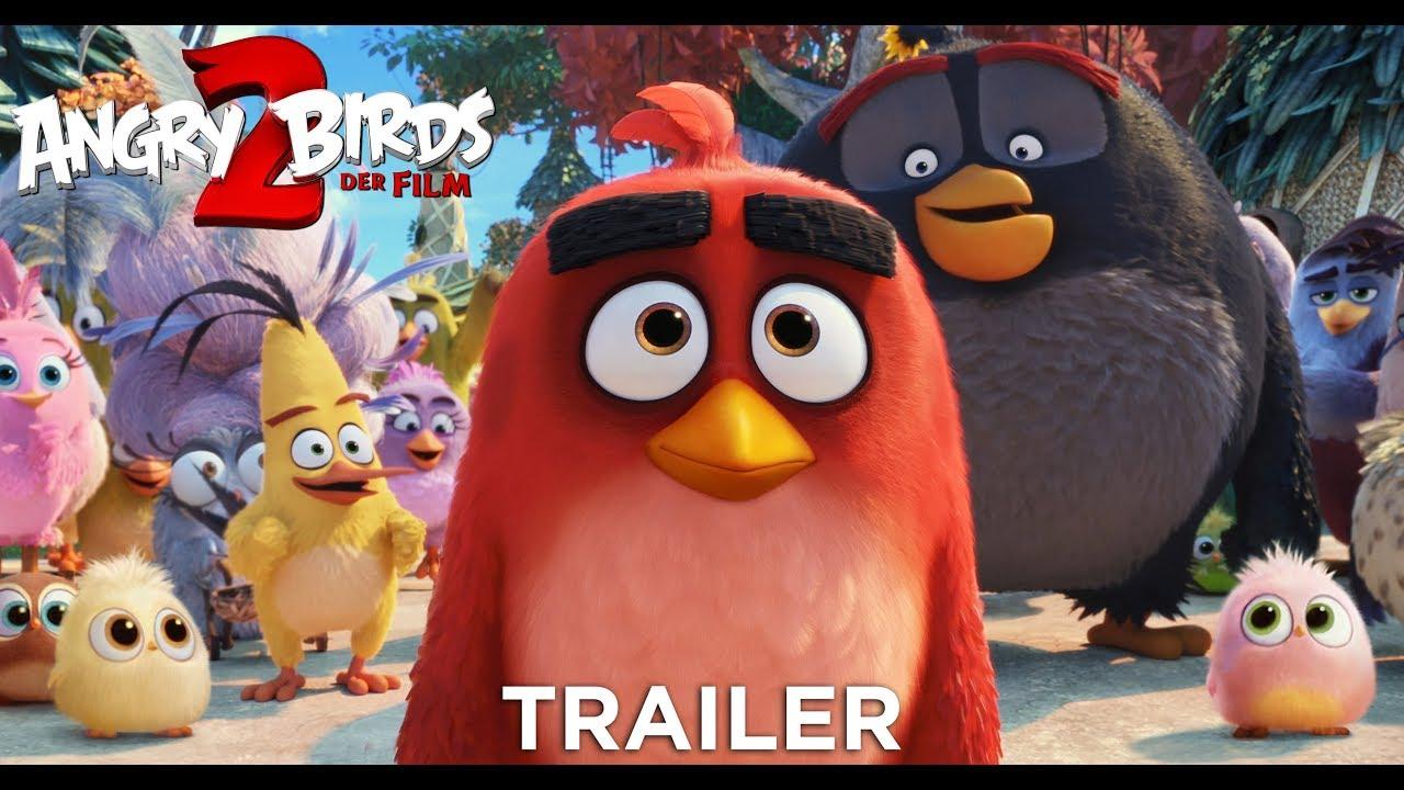 ANGRY BIRDS 2: DER FILM - Trailer