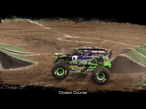 Monster Jam: Steel Titan Collector's Edition - Video