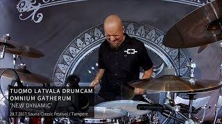 Tuomo Latvala (Omnium Gatherum) 'New Dynamic' Sauna Classic 29.7.2017