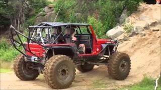 3 Jeeps Run Rev Limiter Hill at Southington Offroad Park 7-7-2013 thumbnail